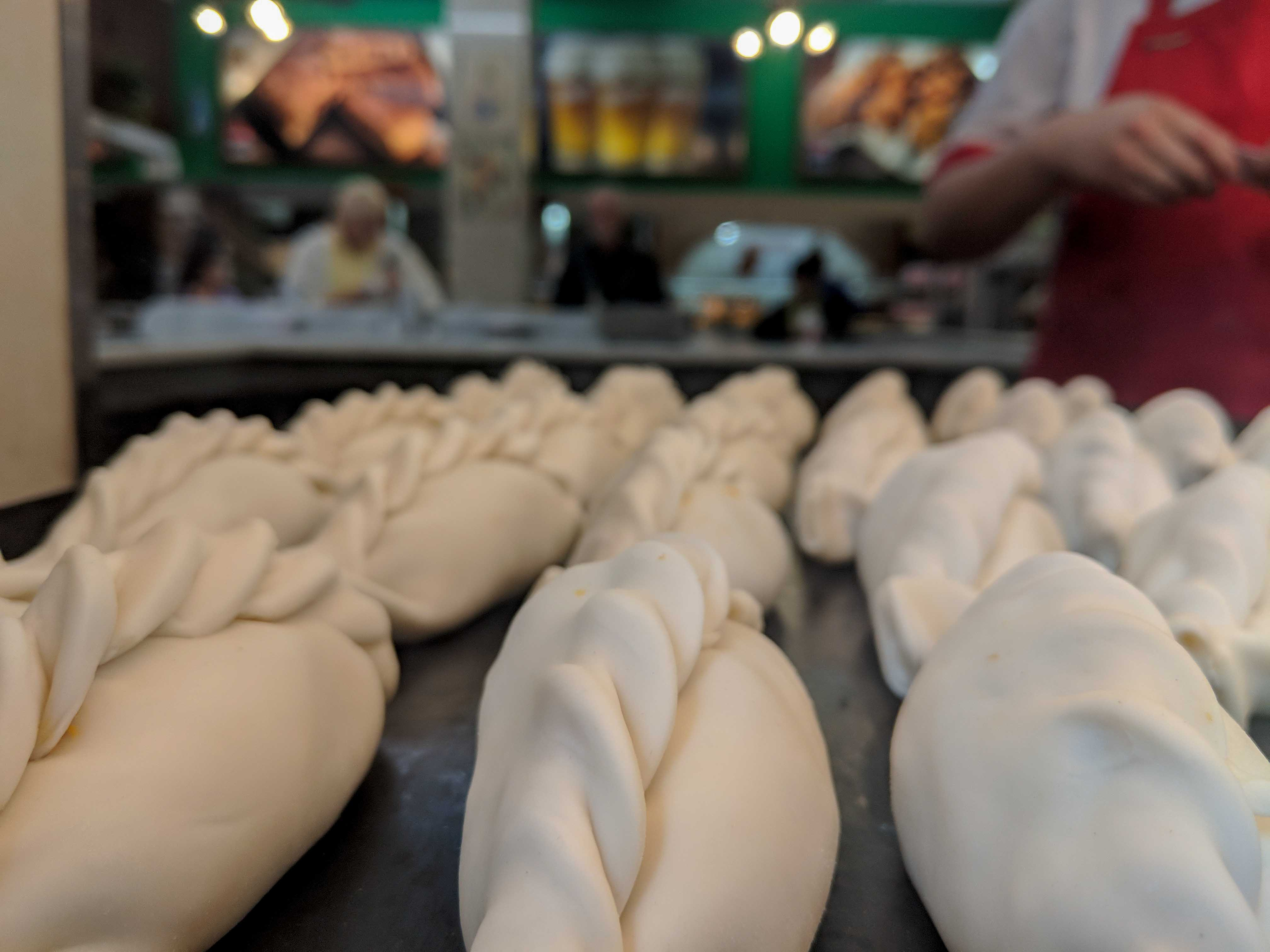 empanadas in Buenos Aires